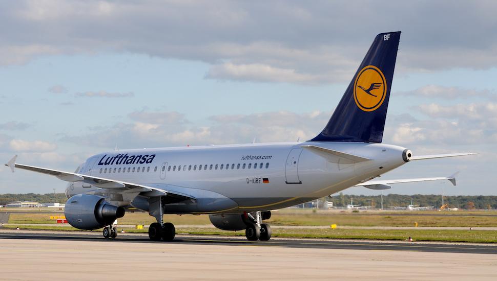 Lufthansa A319