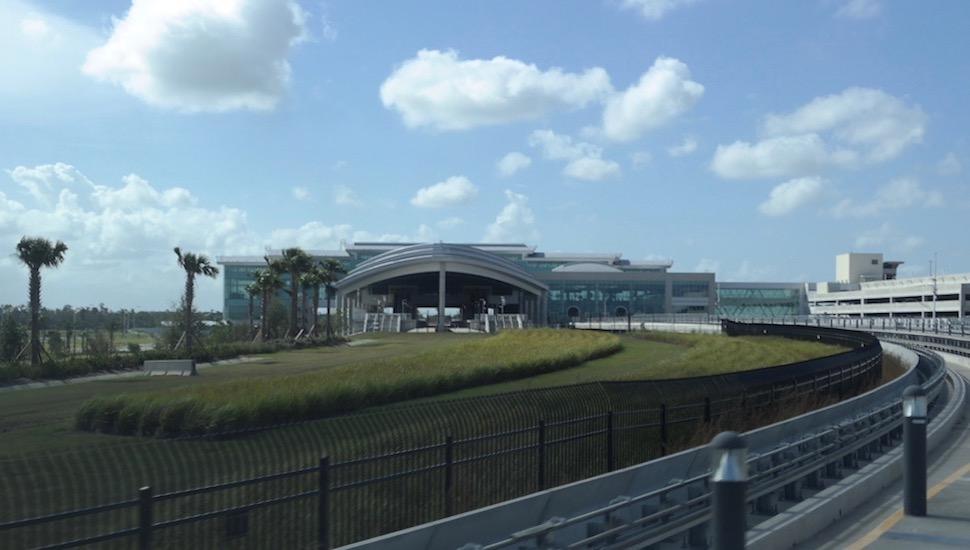 MCO South Terminal 970