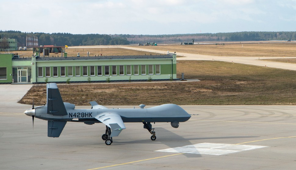 MQ-9 Reaper Poland - US Air Force