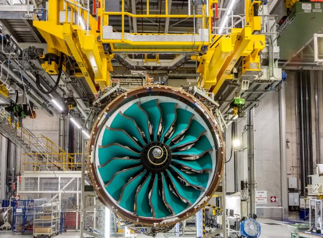 Rolls-Royce ALPS testing