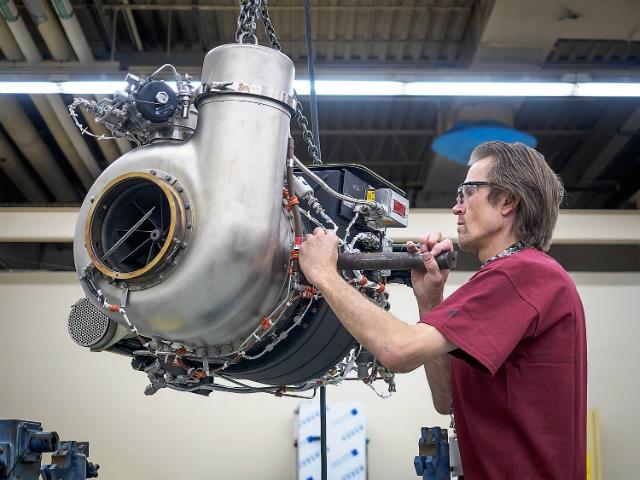 S7 Technics APU repair