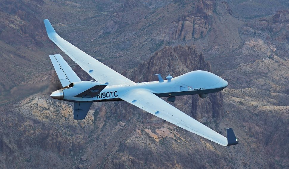 SkyGuardian - General Atomics Aeronautical Systems