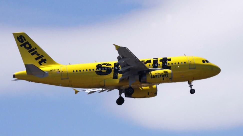 Spirit Airlines c Charles Krupa AP Rex Shutterstoc