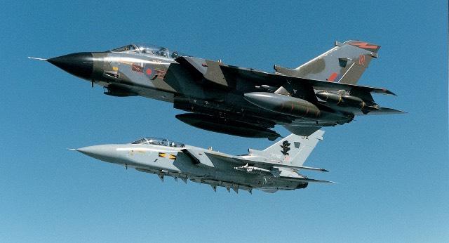 Tornado GR4 F3 - BAE Systems