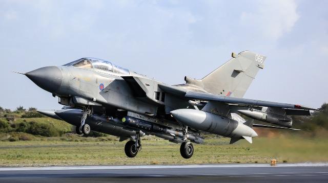 Tornado GR4 Op Shader - Crown Copyright