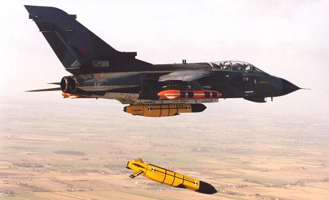 Tornado GR4 Storm Shadow - BAE Systems