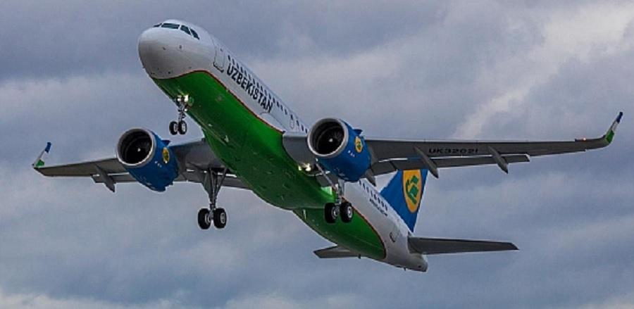 Uzbekistan A320neo