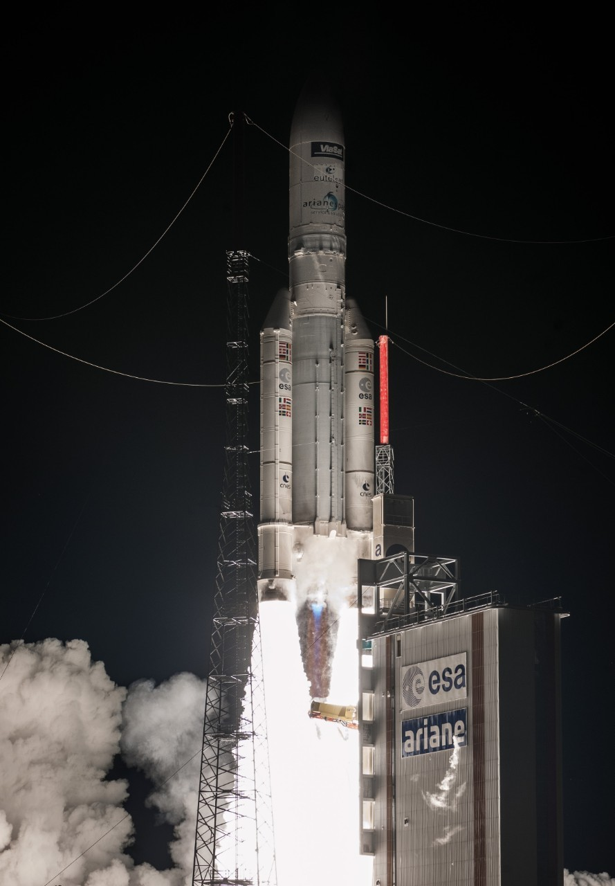 viasat 2 launch 6 june 2017 c ESA CNES Arianespace