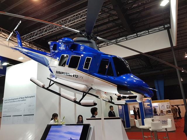425eX model rotorcraft