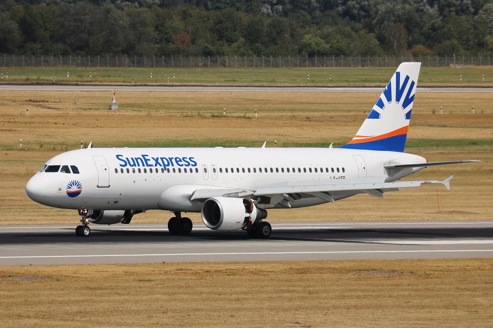 A320 Sunexpress