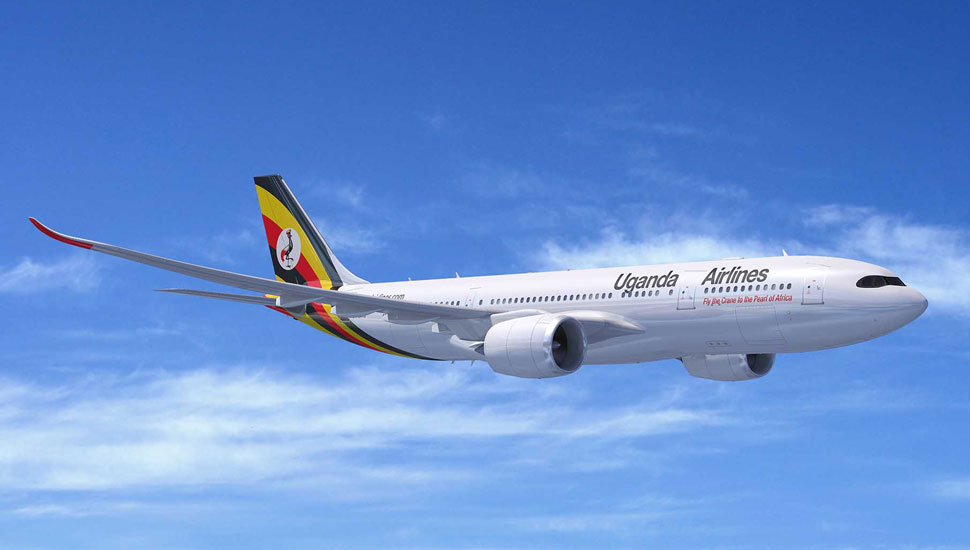 A330-800 Uganda