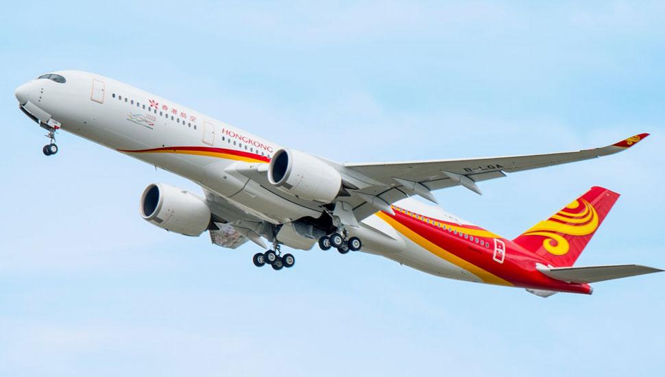 A350-900 Hong Kong Airlines Airbus