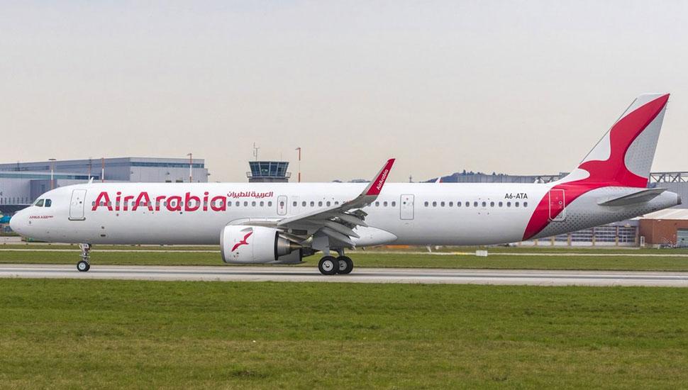 Air Arabia Airbus A321neo