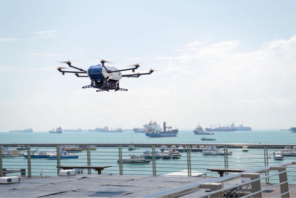 Airbus-Skyways-drone2 c Airbus