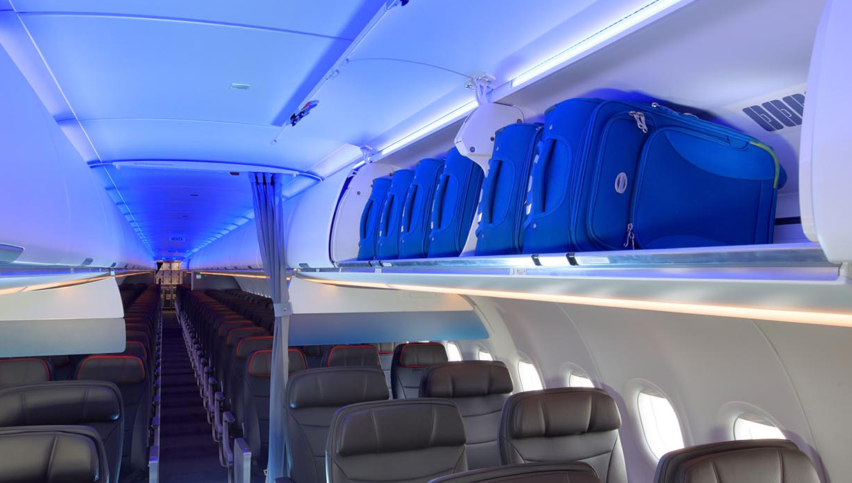 American to upgrade cabins across its A321 fleet 2
