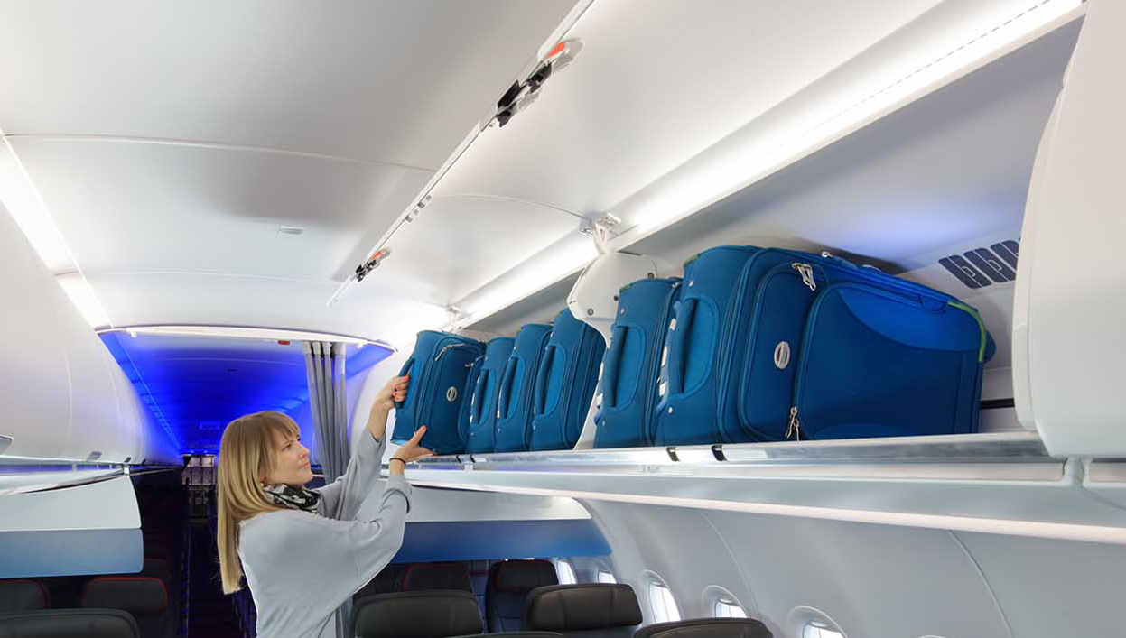 American to upgrade cabins across its A321 fleet
