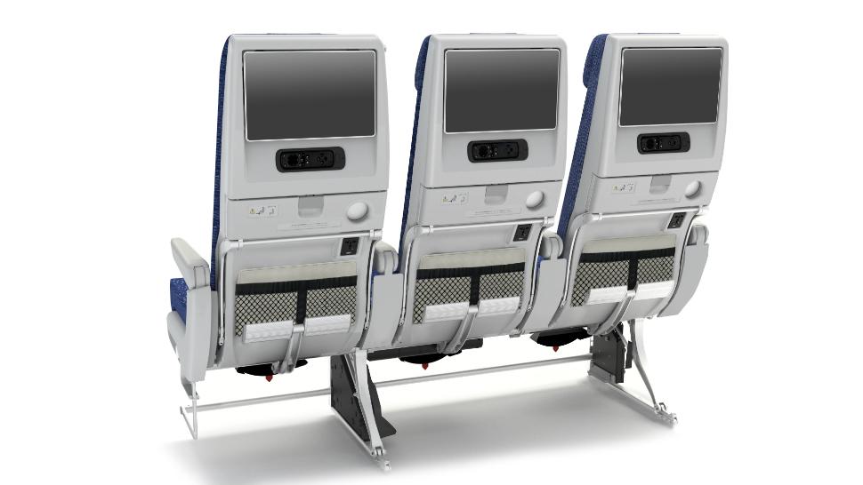 ANA 787-10 economy