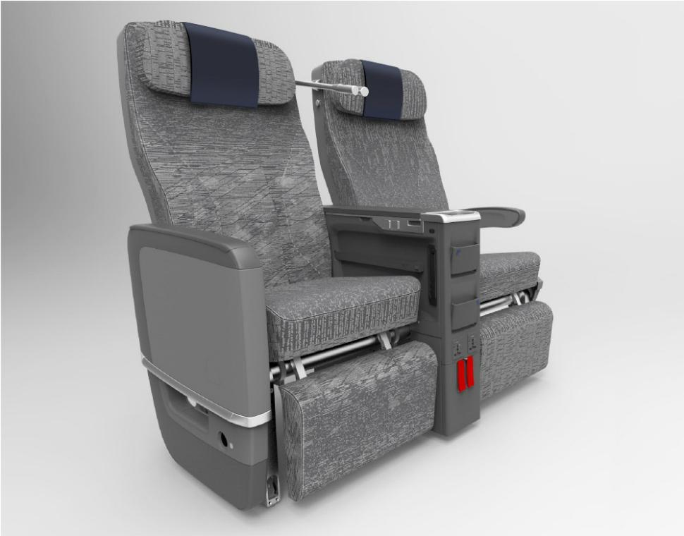 ANA 787-10 premium economy