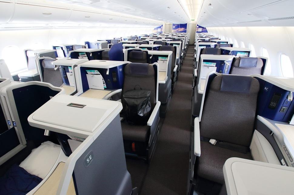 ANA A380 Business