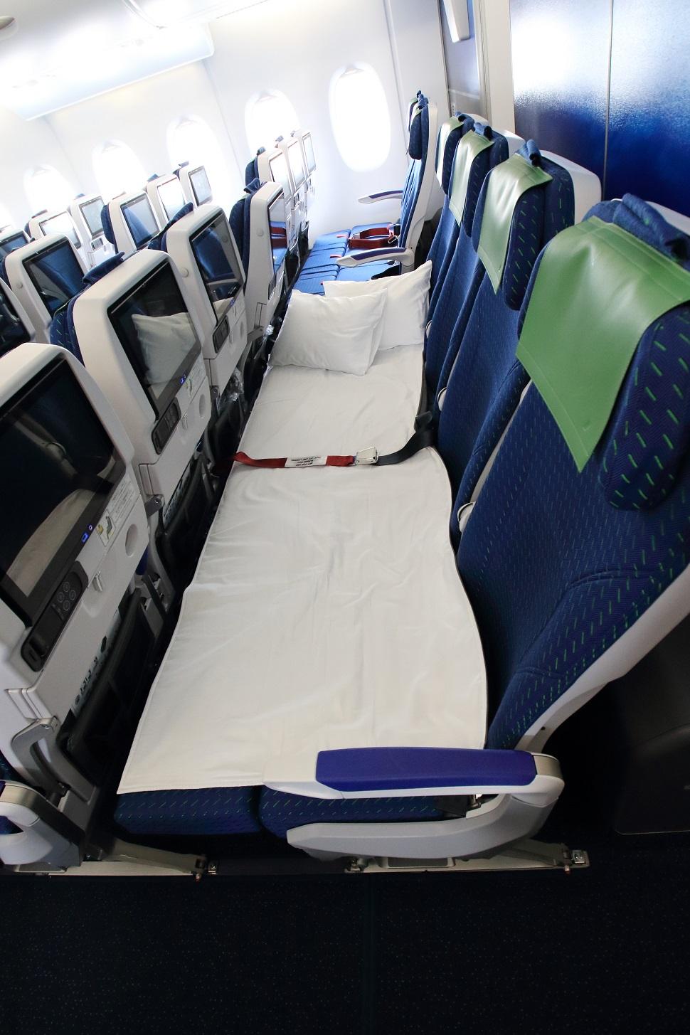 ANA A380 Econ