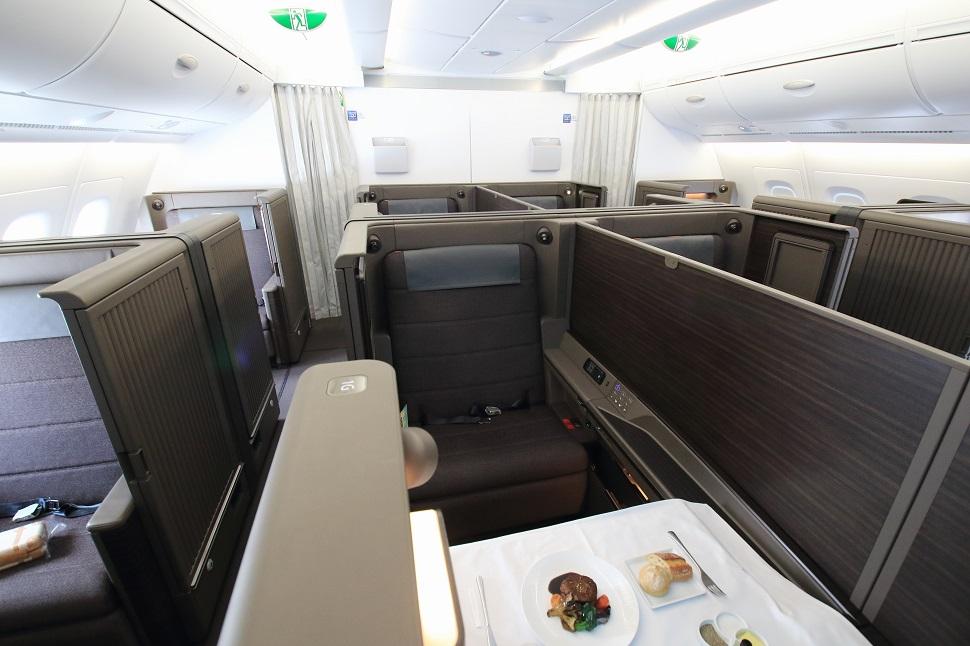 ANA A380 First