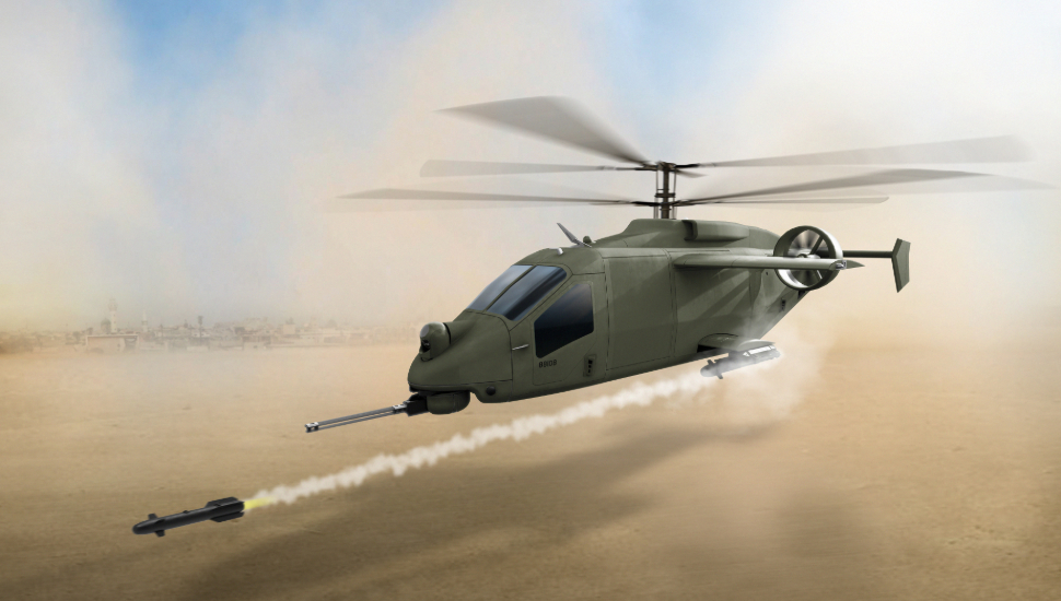 AVX Aircraft compound helicopter FARA proposal