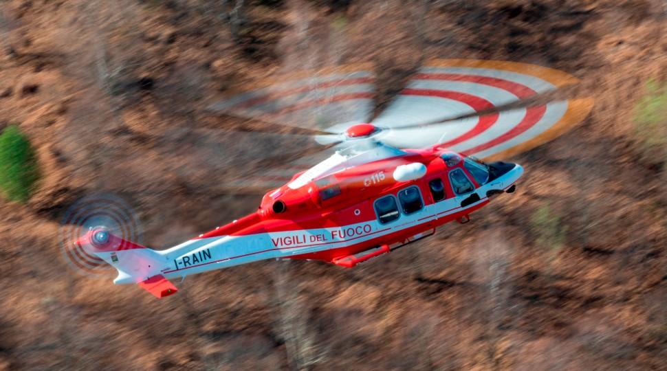 AW139 Vigili del Fuoco
