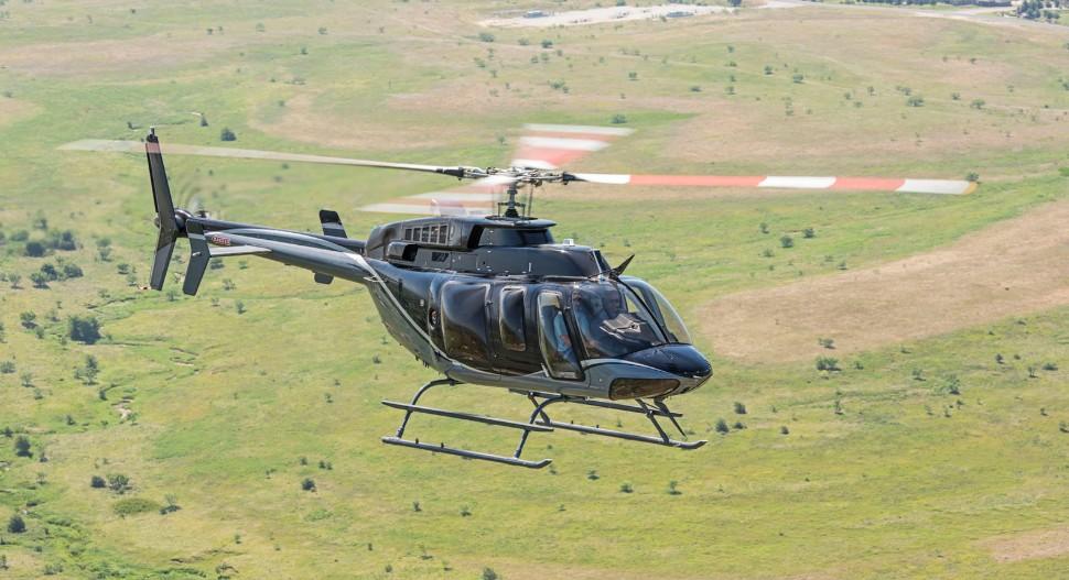 Bell 407GXi