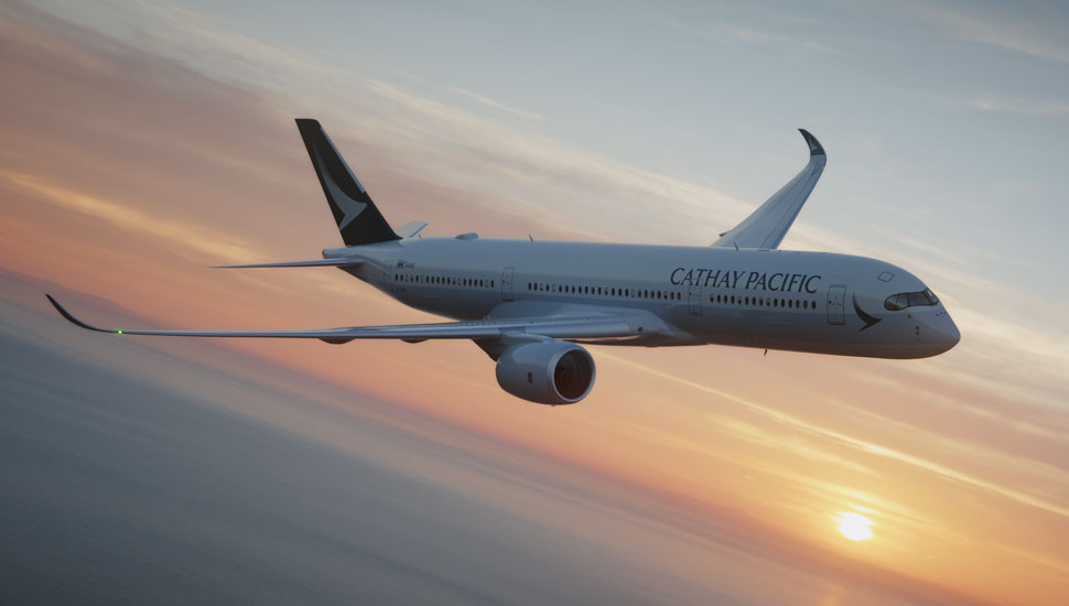cathay-pacific A350