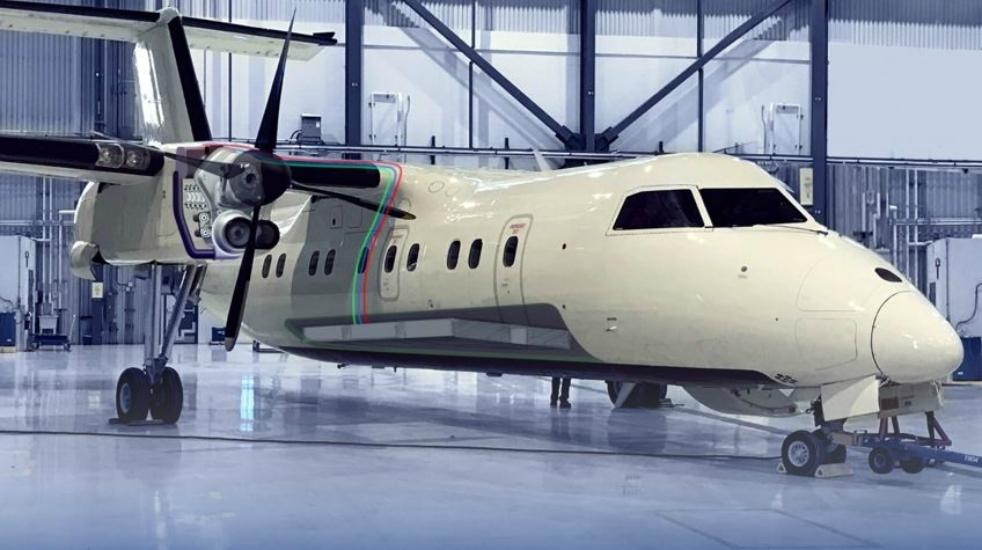 Collins Aerospace Project 804 Dash 8-100