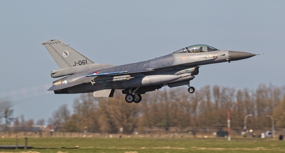 Dutch F-16 - Anno Gravemaker