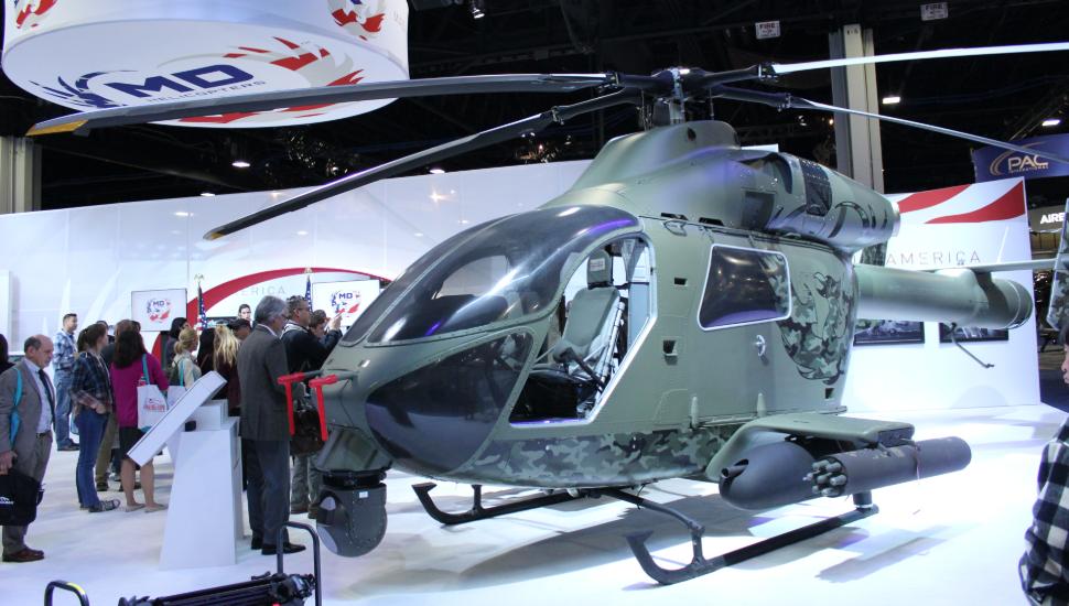 MD969 Combat Explorer