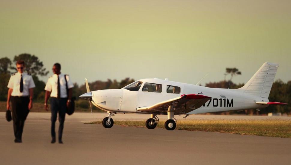 Piper pilot