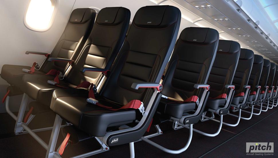 pitch seat