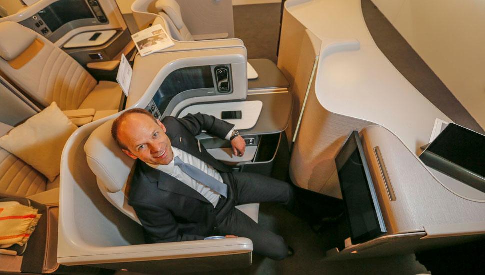 Recaro unveils a trio of seats