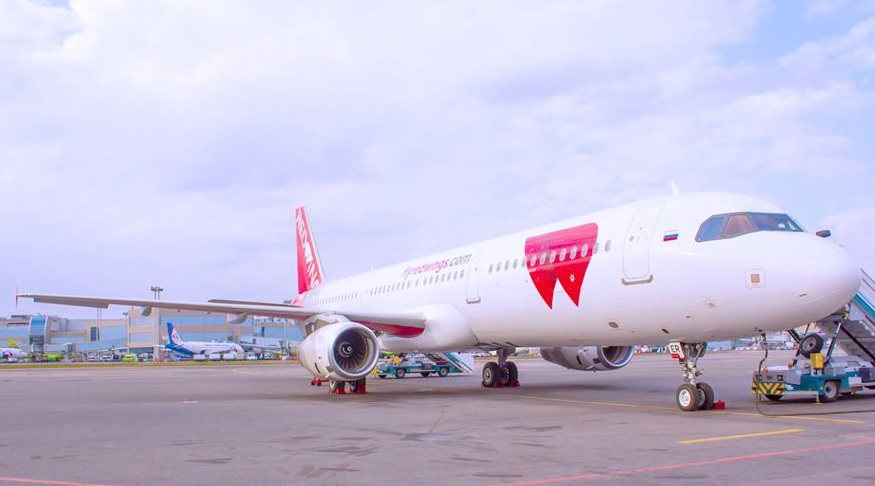 Red Wings A321