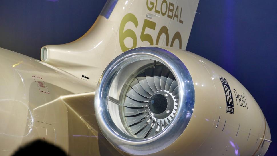 Rolls-Royce Pearl 15