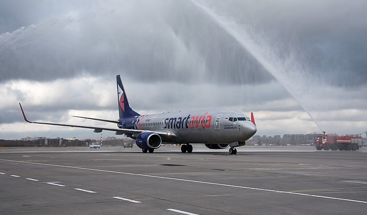 Smartavia 737-800