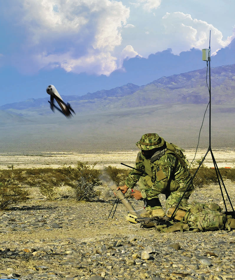 Switchblade launch c Aerovironment