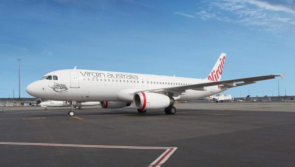 Virgin Australia Regional Airlines A320