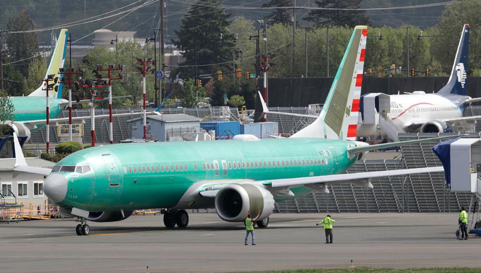 737 testing