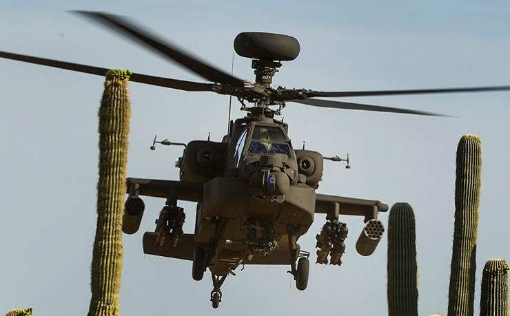 AH-64E - Boeing