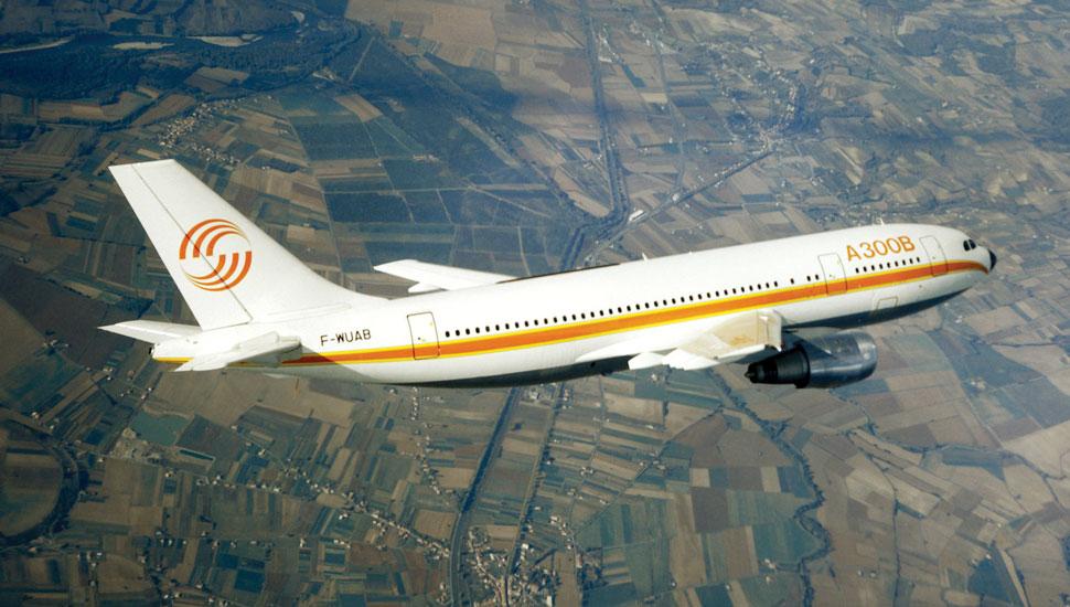 airbus 50 - A300b