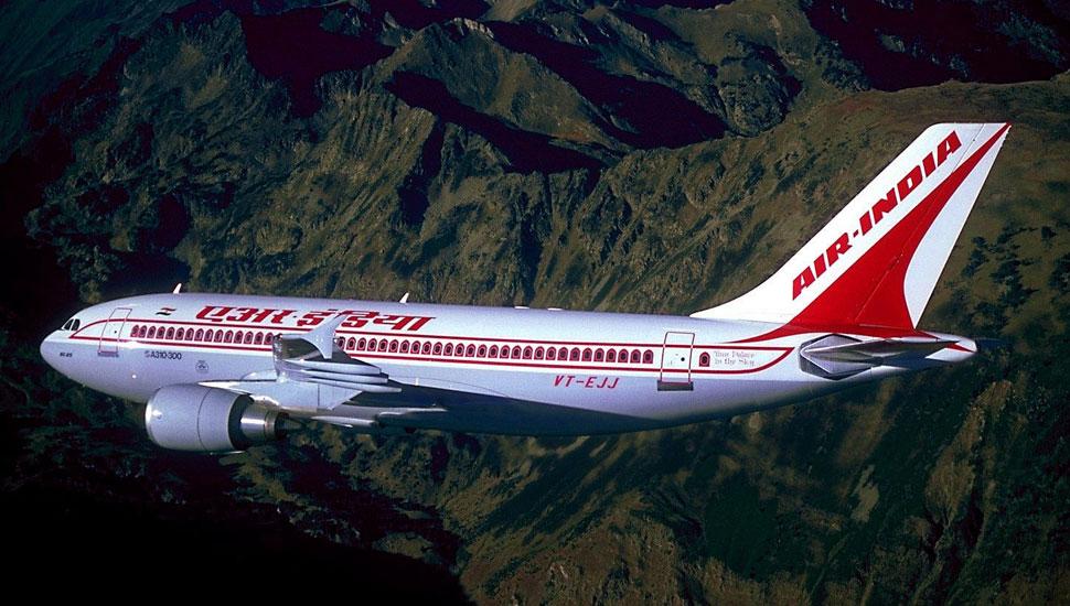 airbus 50 a310 air india