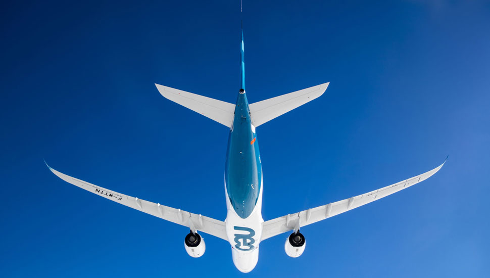 airbus 50 a330neo