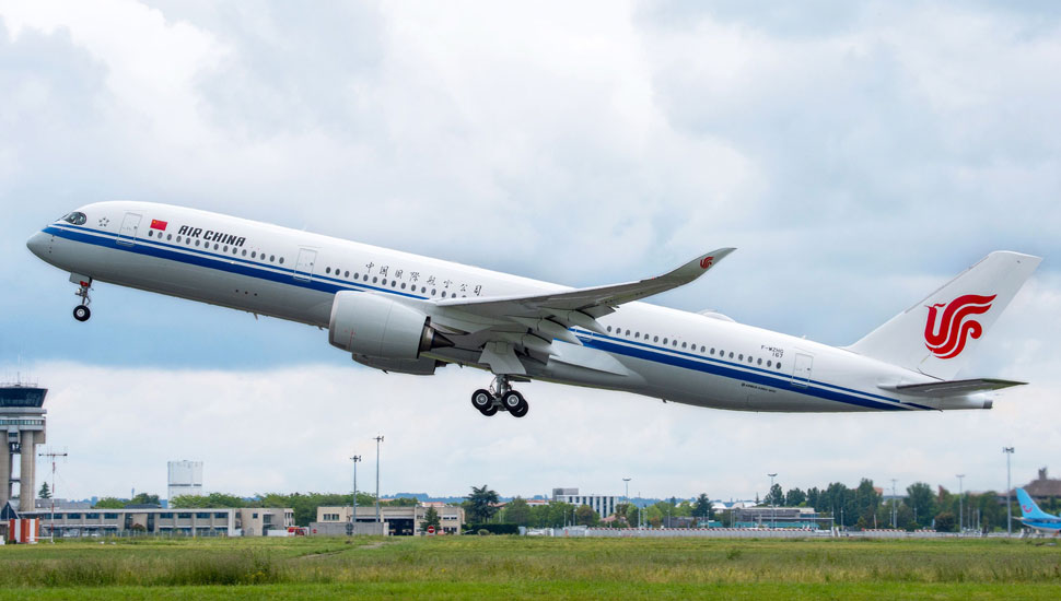 airbus 50 a350 air china