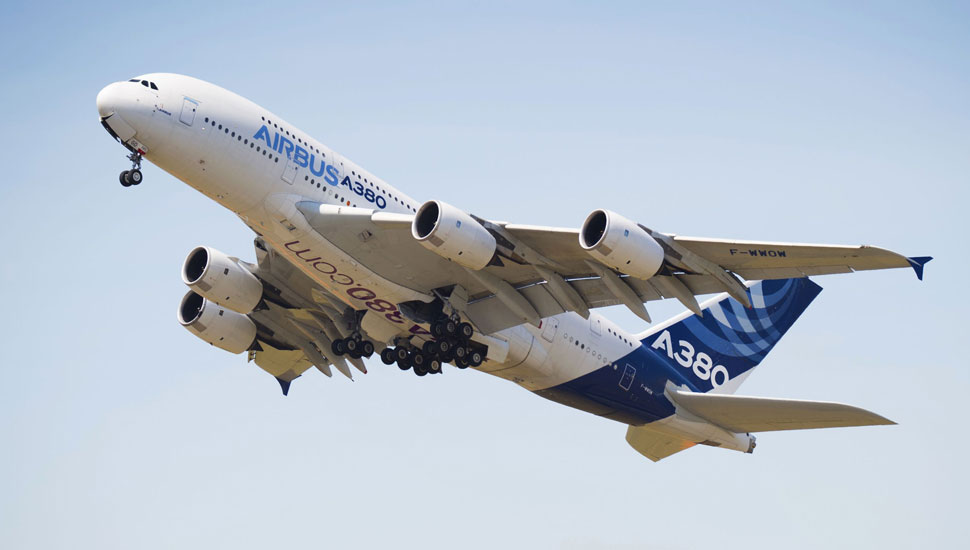 airbus 50 a380