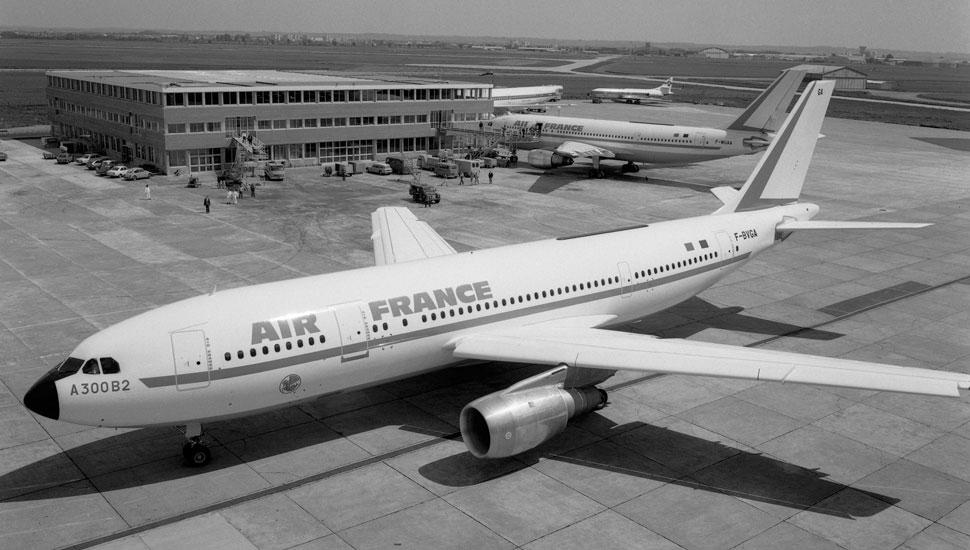 airbus 50 air france