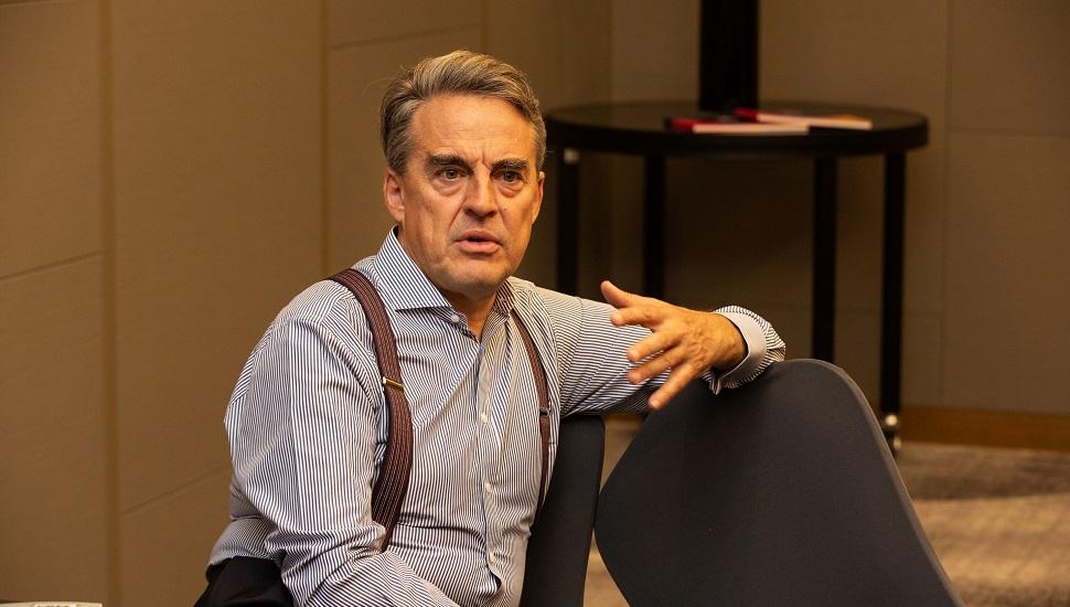 Alexandre de Juniac IATA agm 2019