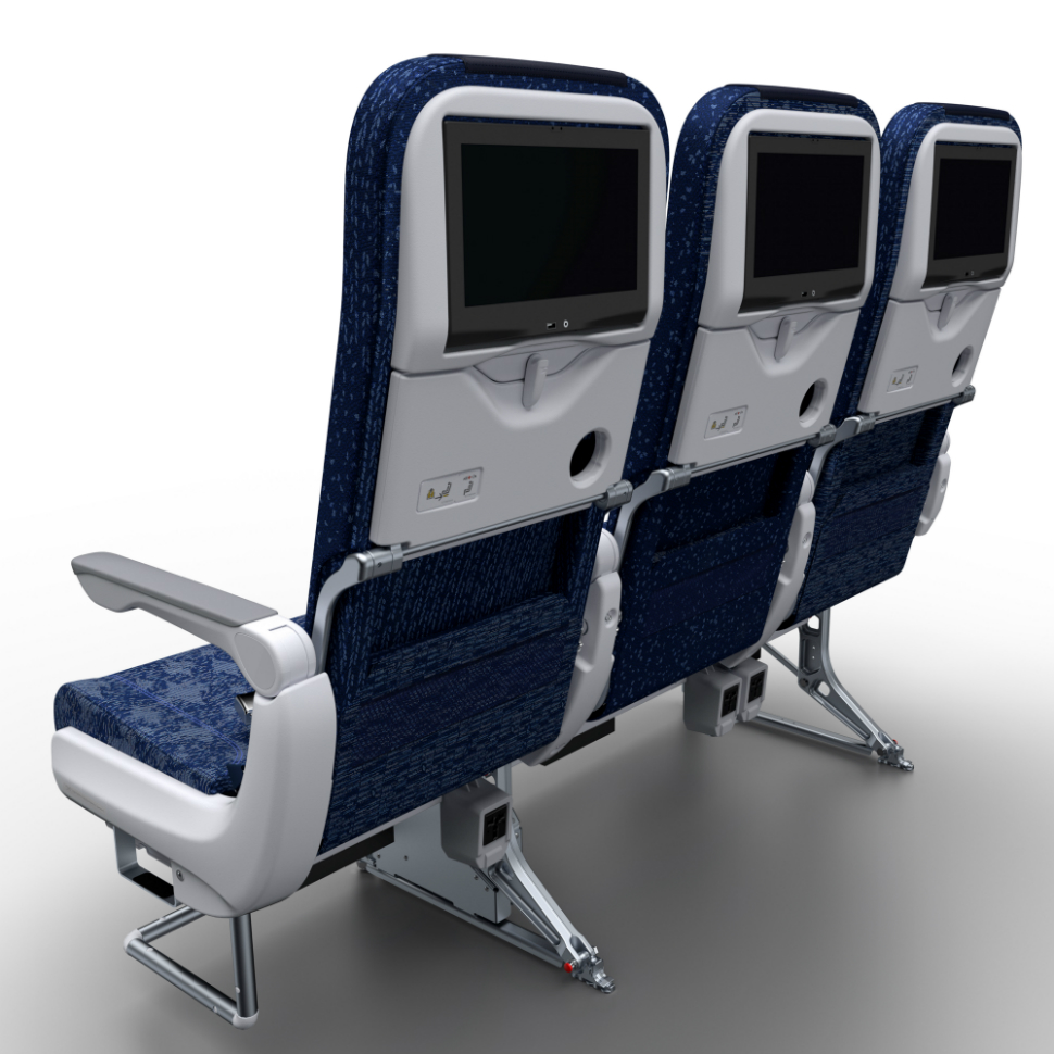 ANA new eco seats on 19 Boeing 787 and 777